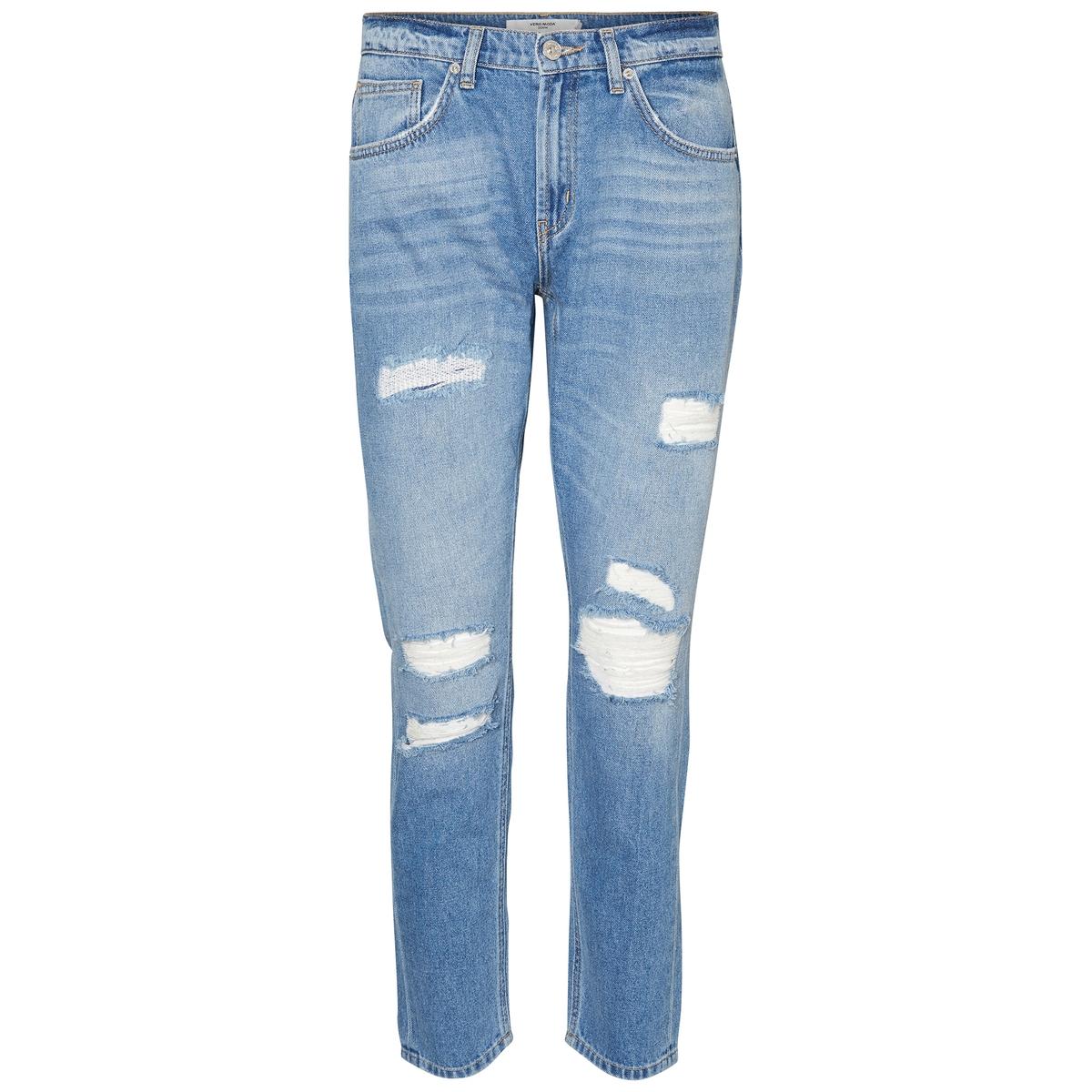 Джинсы-слим джинсы слим с тропическим рисунком 3 14 лет