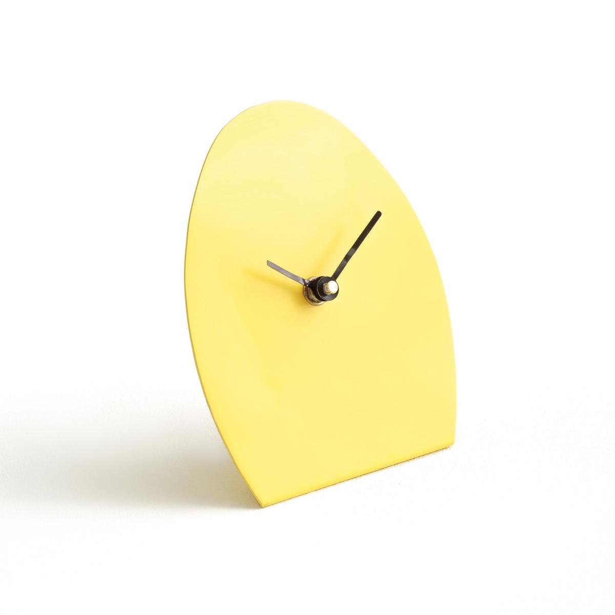 Часы настенные из металла, WekosoОригинальные настенные часы из металла Wekoso с тщательно продуманным дизайном в современной расцветке .Описание настенных часов Wekoso :Металл, покрытый эпоксидной краской.Кварцевый механизм.Работают с 1 батарейкой AA LR06  1,5V, не входит в комплект .Найдите нашу коллекцию настенных часов на сайте laredoute.ru.Размеры часов настенных Wekoso :Высота : 15 смШирина : 12 см<br><br>Цвет: бледно-зеленый,желтый