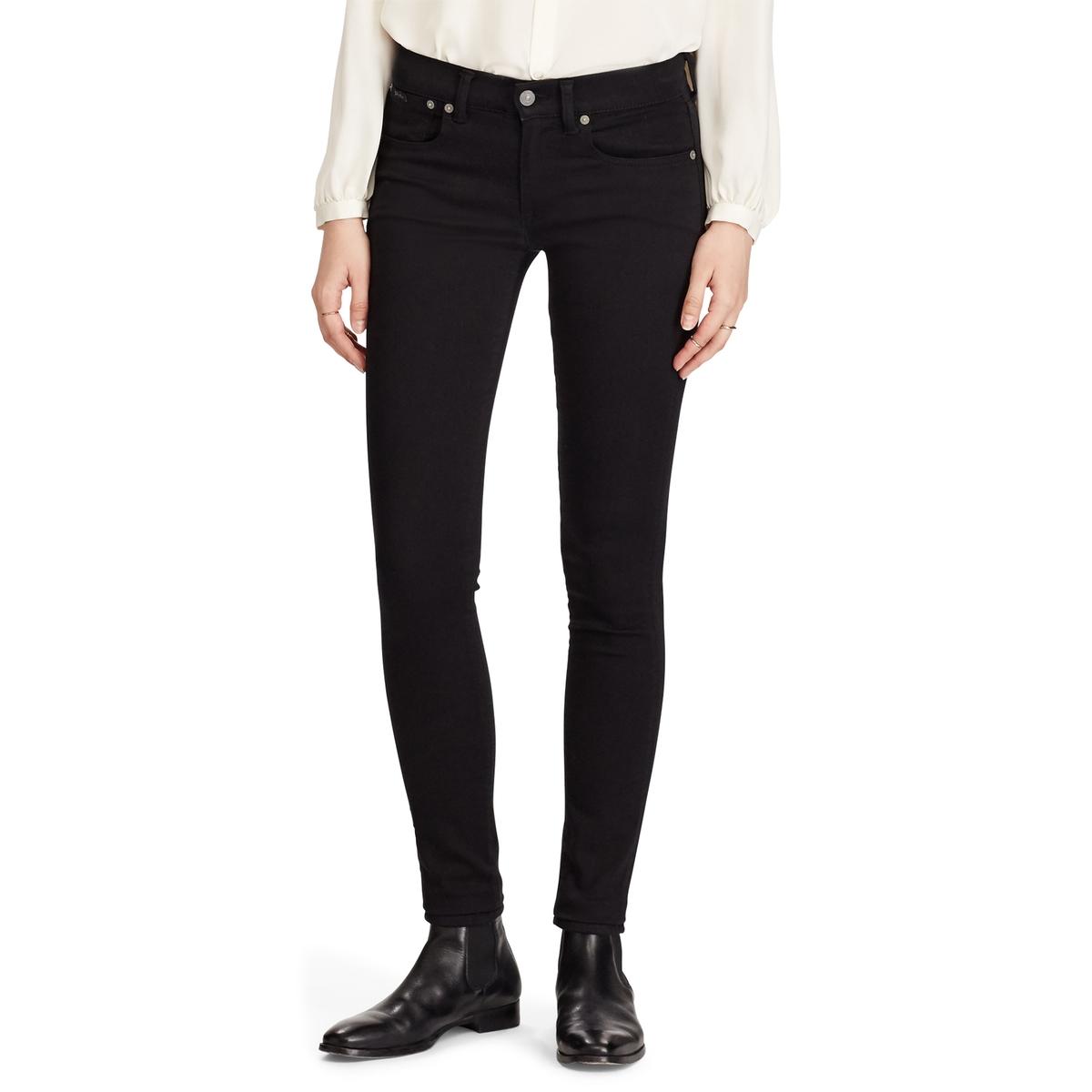 Джинсы La Redoute Скинни 27 (US) - 42/44 (RUS) черный джинсы la redoute узкие wilda 26 us 42 rus черный