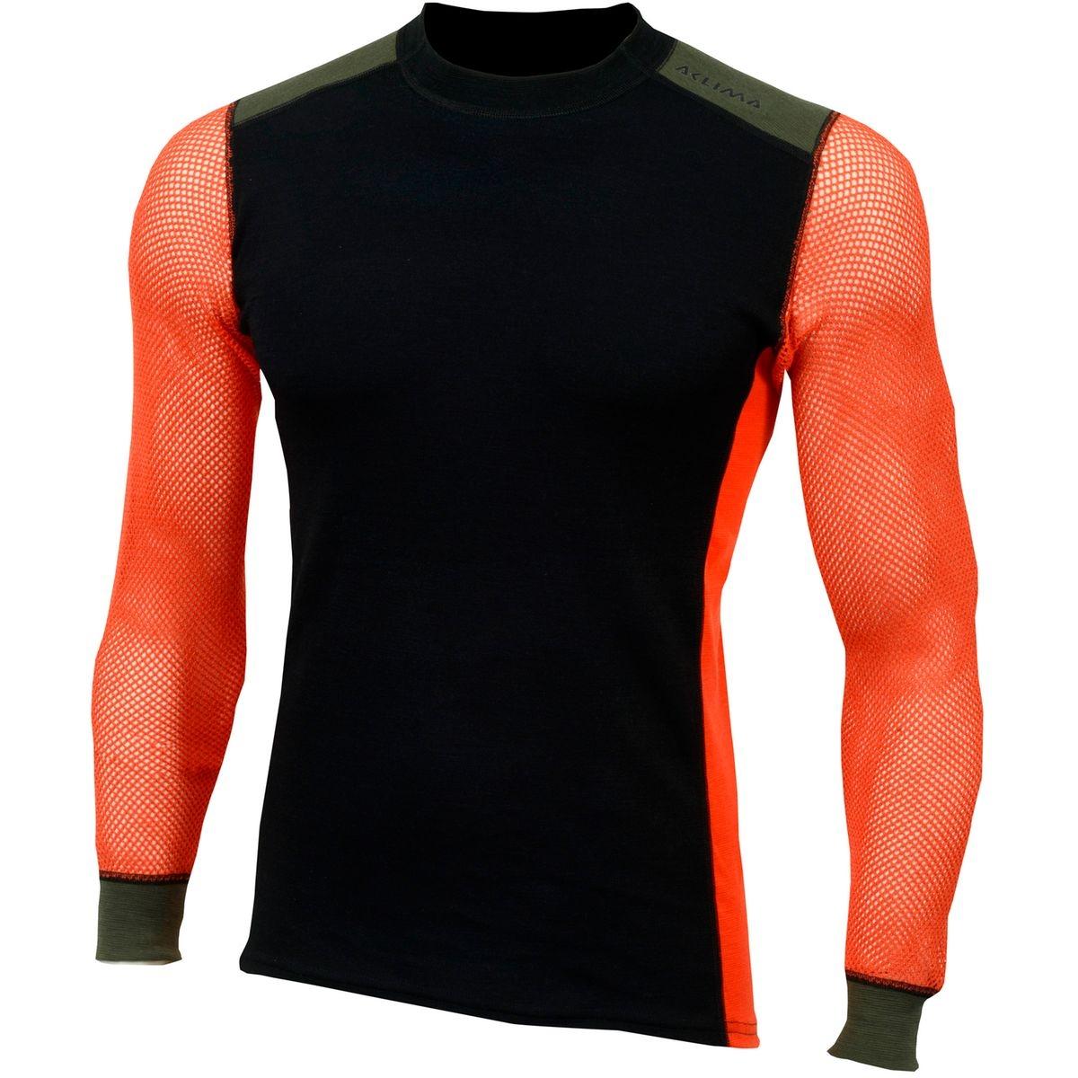 Hiking - Sous-vêtement Homme - orange/noir