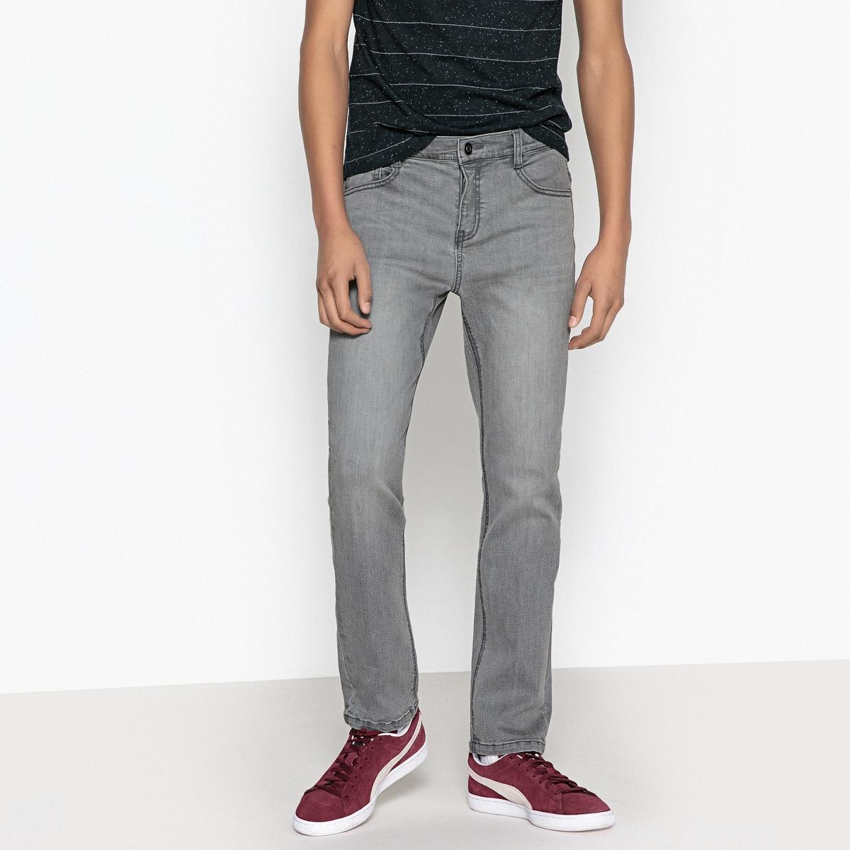 Джинсы прямые, 10-16 лет джинсы прямые gen