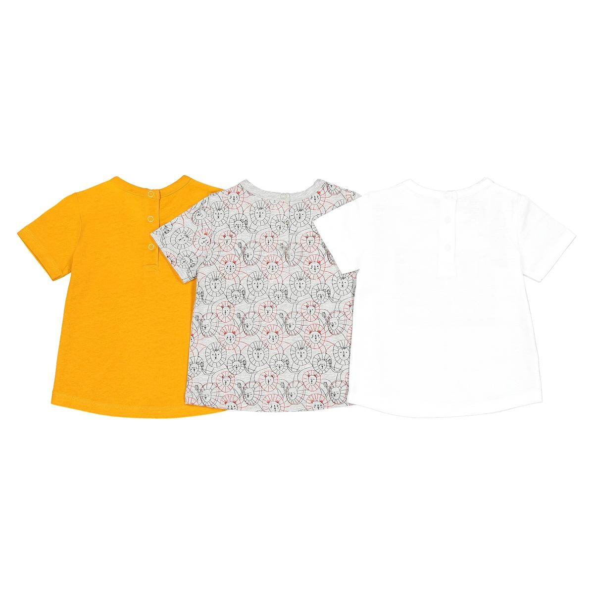 Футболки La Redoute С длинными рукавами мес - года 2 года - 86 см разноцветный футболки la redoute с длинными рукавами мес года 2 года 86 см разноцветный