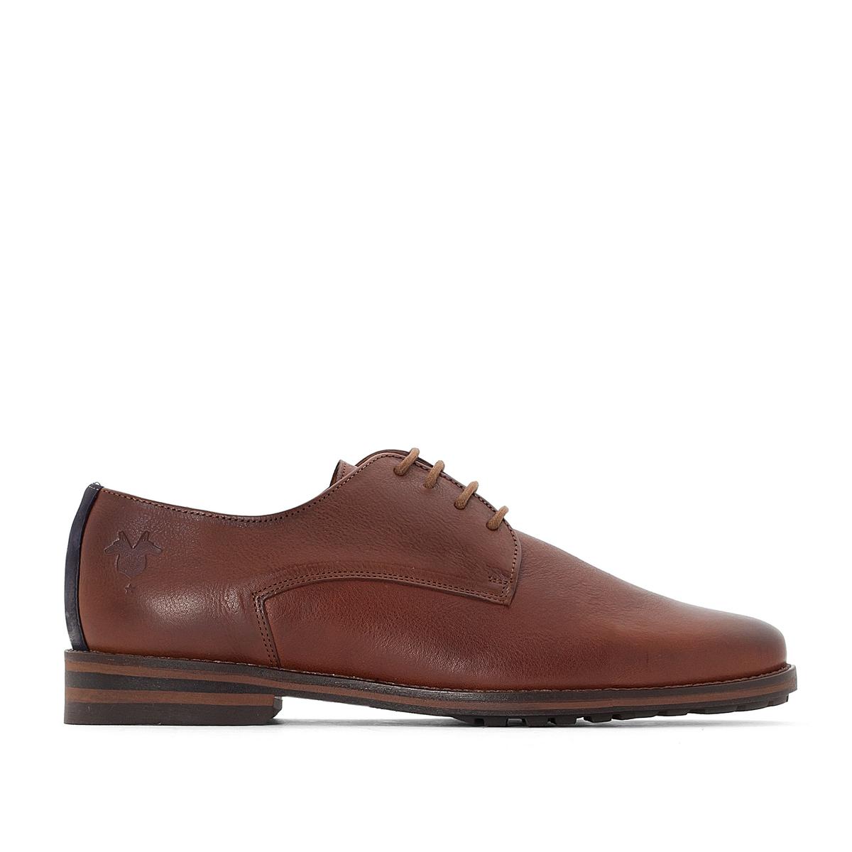 где купить Ботинки-дерби кожаные BATELIER27 по лучшей цене