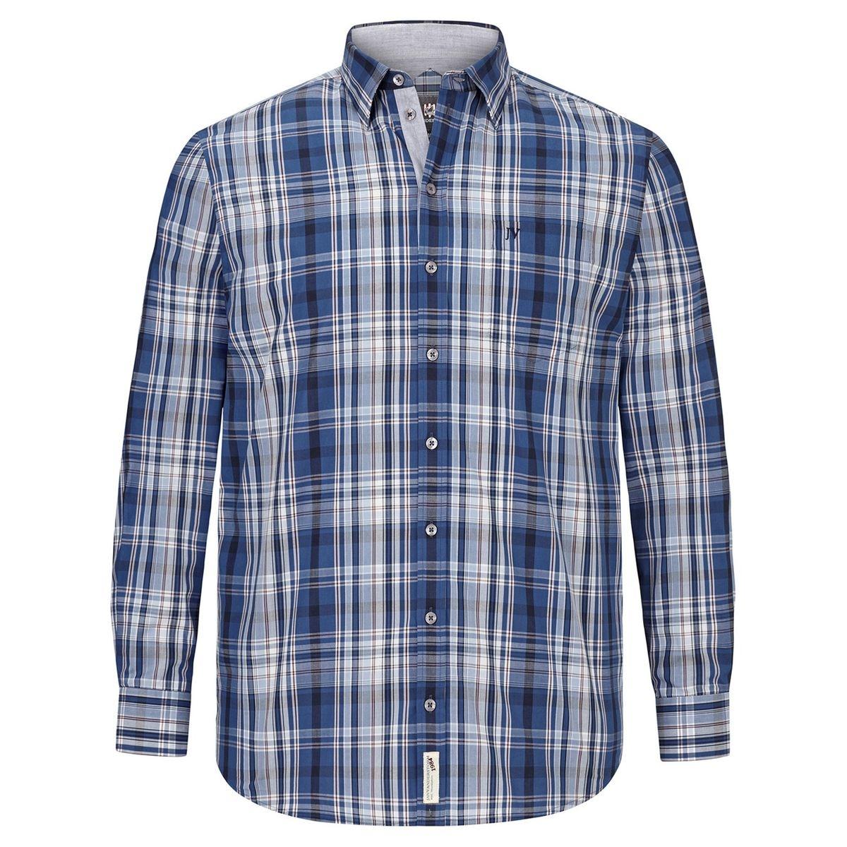 Chemise à carreaux HANOK