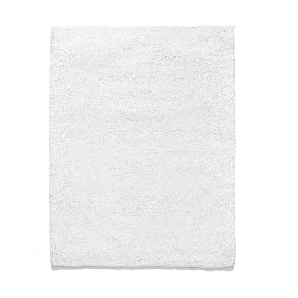Ковер LaRedoute С ворсом из 100 хлопка Renzo 120 x 170 см белый ковер la redoute с ворсом из хлопка renzo 120 x 170 см серый