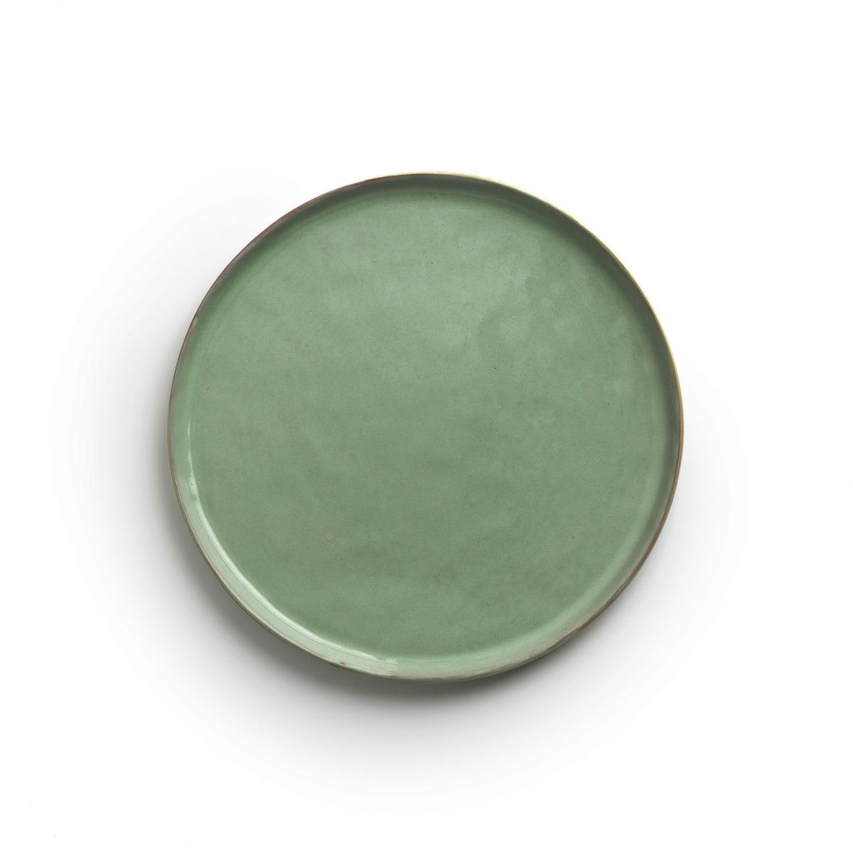 Комплект из 4 тарелок из керамики, Ø21,5 см, PURE, дизайн П. Нессенса для Serax