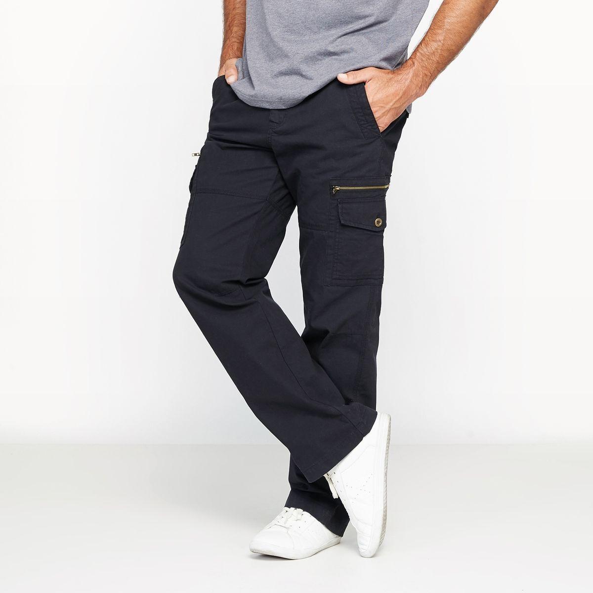 Pantalon sportwear  cargo pur coton