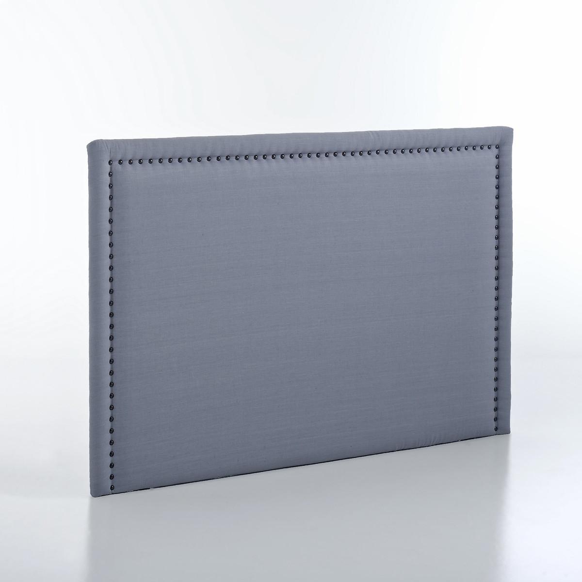Изголовье LaRedoute Кровати из льна Выс115 см Yliana 180 см серый кровати 160 см