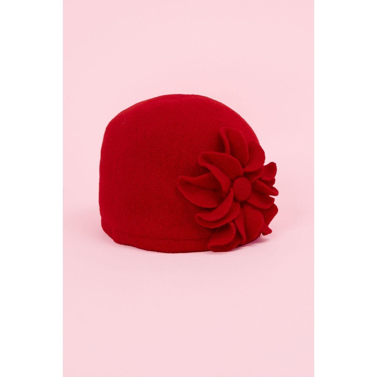 Chapeau fleur OMALIKO