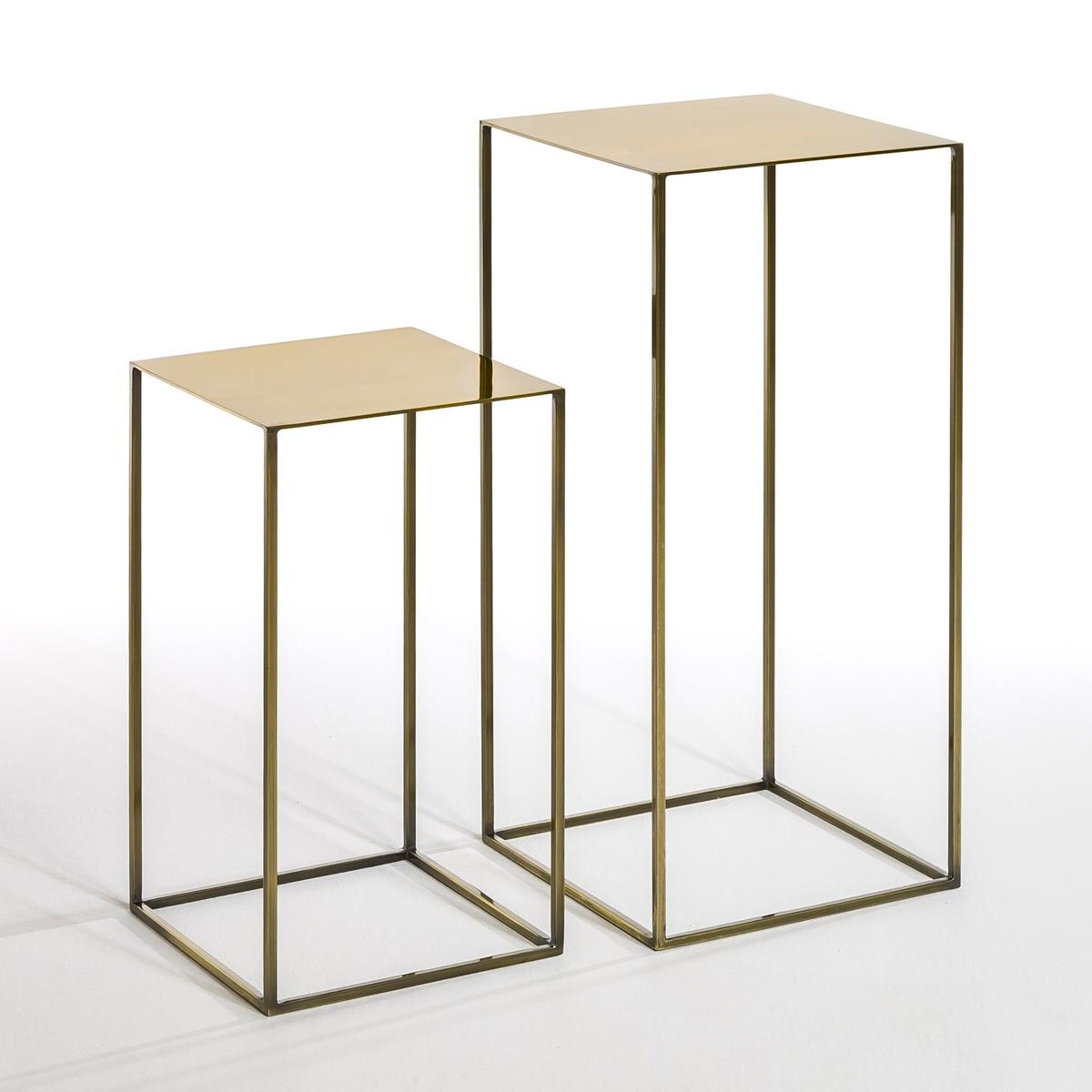 Комплект из 2-х столиков Romy от La Redoute