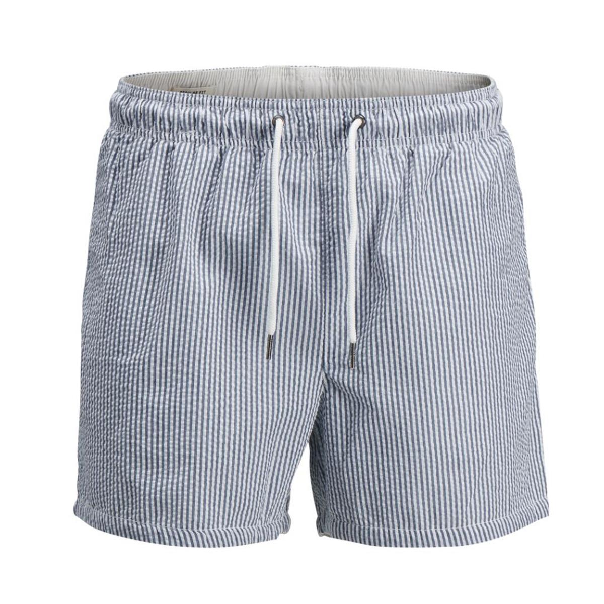 Шорты плавательные с принтом в полоску шорты пляжные rip curl mirage mission black