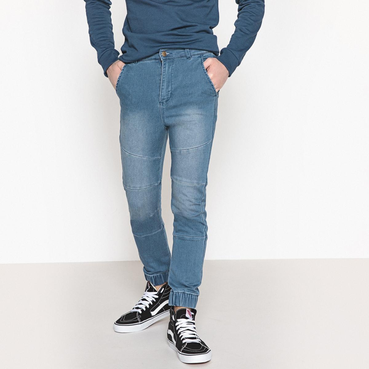 Джинсы jogger в байкерском стиле, 10-16 лет джинсы jogger в байкерском стиле 10 16 лет