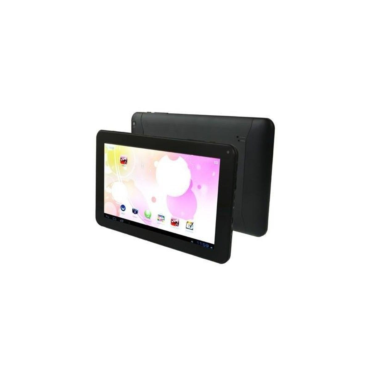 b7b8522197dbf2 Yonis Tablette tactile 10 pouces Android 4.4 KitKat Quad Core 12 Go Noir