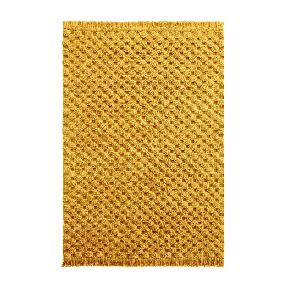 Ковер LaRedoute Детский из хлопка Pundana 120 x 180 см желтый