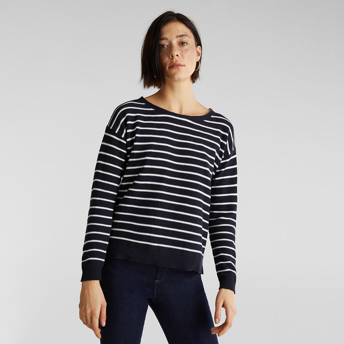 Jersey marinero de algodón orgánico