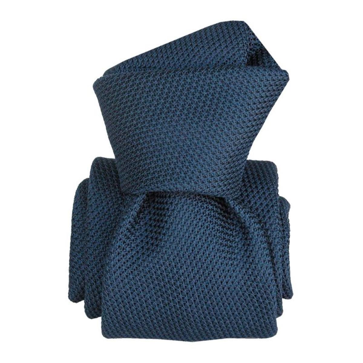 Cravate grenadine  en soie  LUCIA