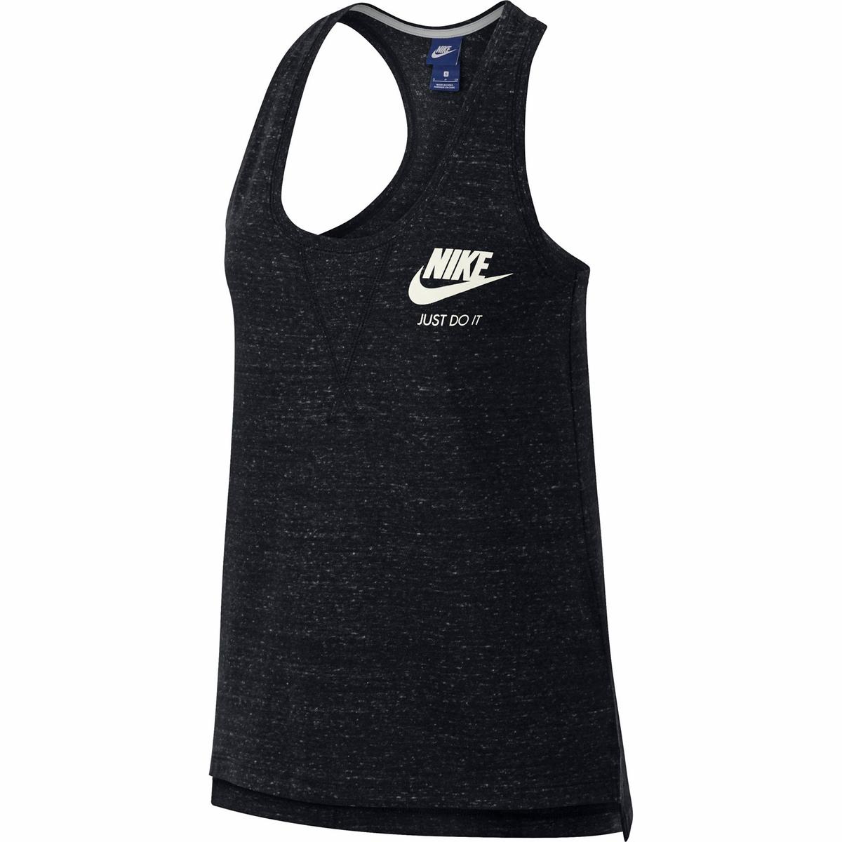 Camiseta sin mangas con espalda estilo nadador Sportswear Gym Vintage