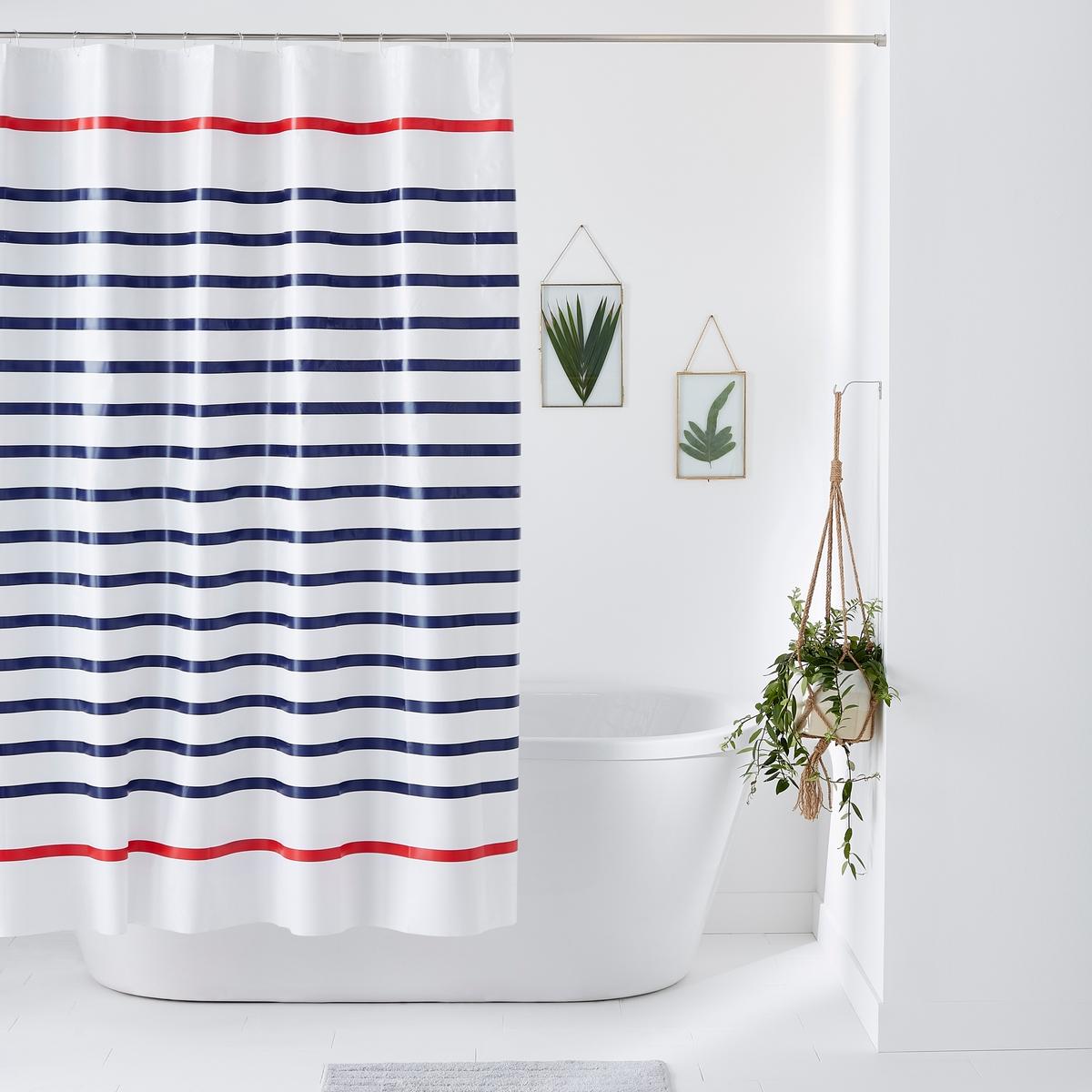 Tenda da doccia a righe MARINIÈRE