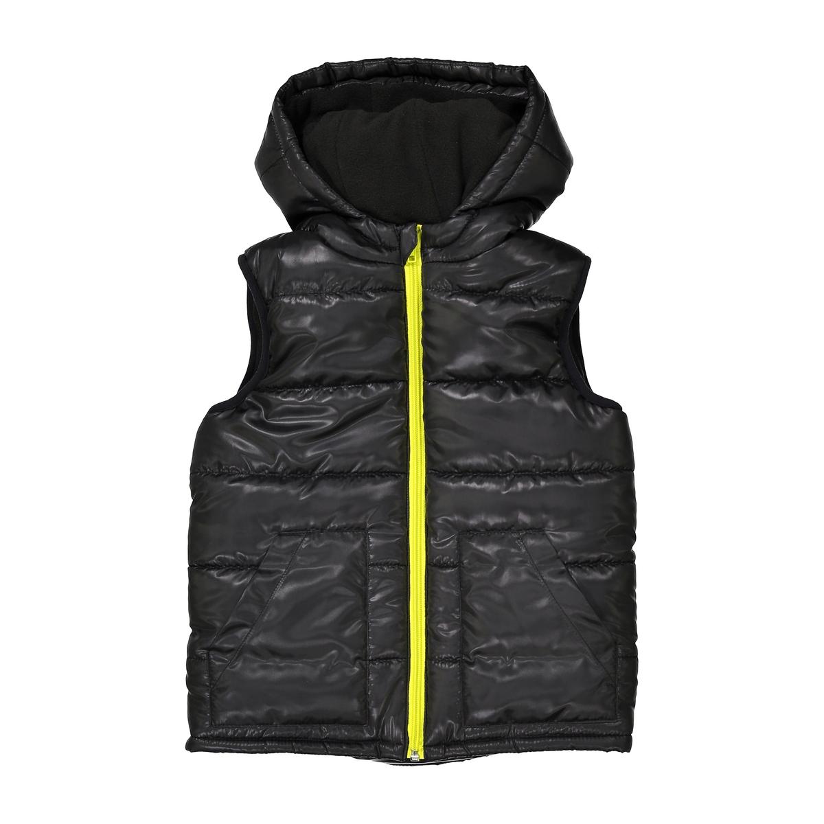Стеганая куртка без рукавов, 3-12 летОписание:Детали •  Демисезонная модель •  Непромокаемое •  Застежка на молнию •  С капюшоном •  Длина : средняяСостав и уход •  100% полиэстер •  Температура стирки 30° •  Сухая чистка и отбеливание запрещены •  Не использовать барабанную сушку •  Не гладить<br><br>Цвет: синий морской,темно-зеленый<br>Размер: 12 лет -150 см.5 лет - 108 см.6 лет - 114 см.10 лет - 138 см.8 лет - 126 см.3 года - 94 см.4 года - 102 см