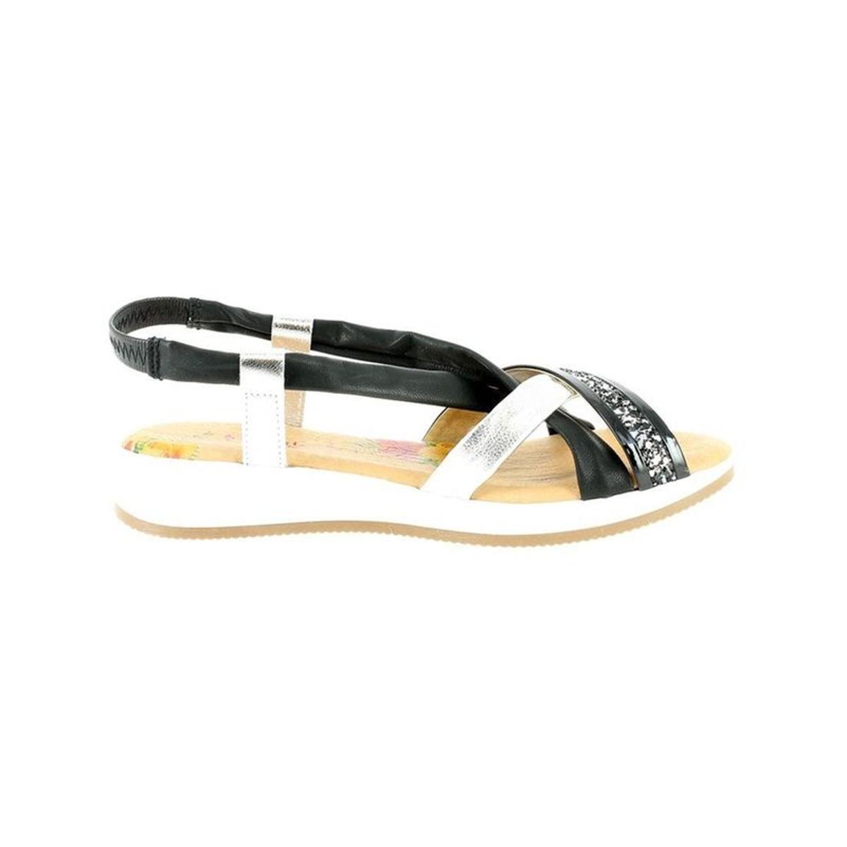 sandales  /  nu-pieds cuir