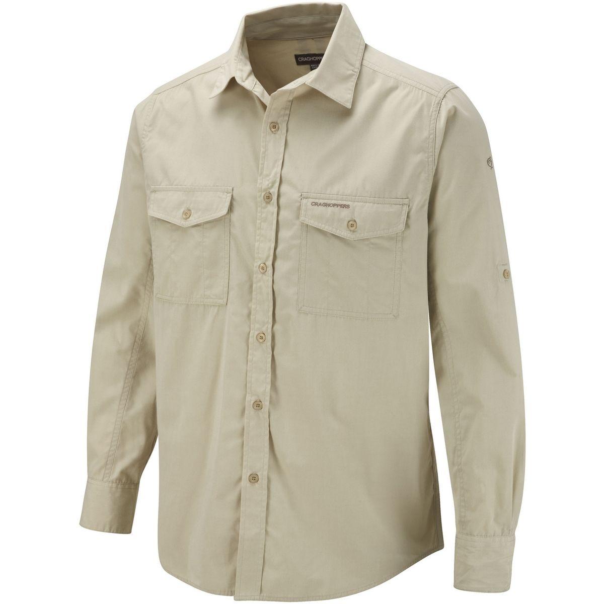 Chemise à manche longues KIWI