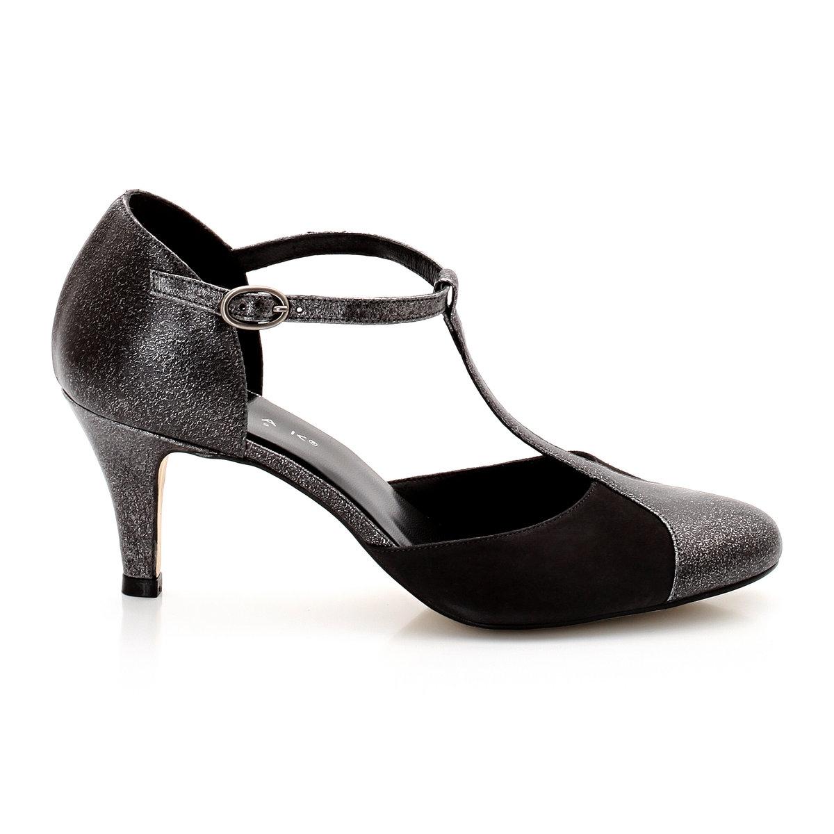 Туфли на каблуке JONAKТуфли на каблуке JONAK. Верх: коровья кожа. Подкладка и стелька: кожа. Подошва: из эластомера. Высота каблука: 7 см.<br><br>Цвет: каштановый<br>Размер: 39