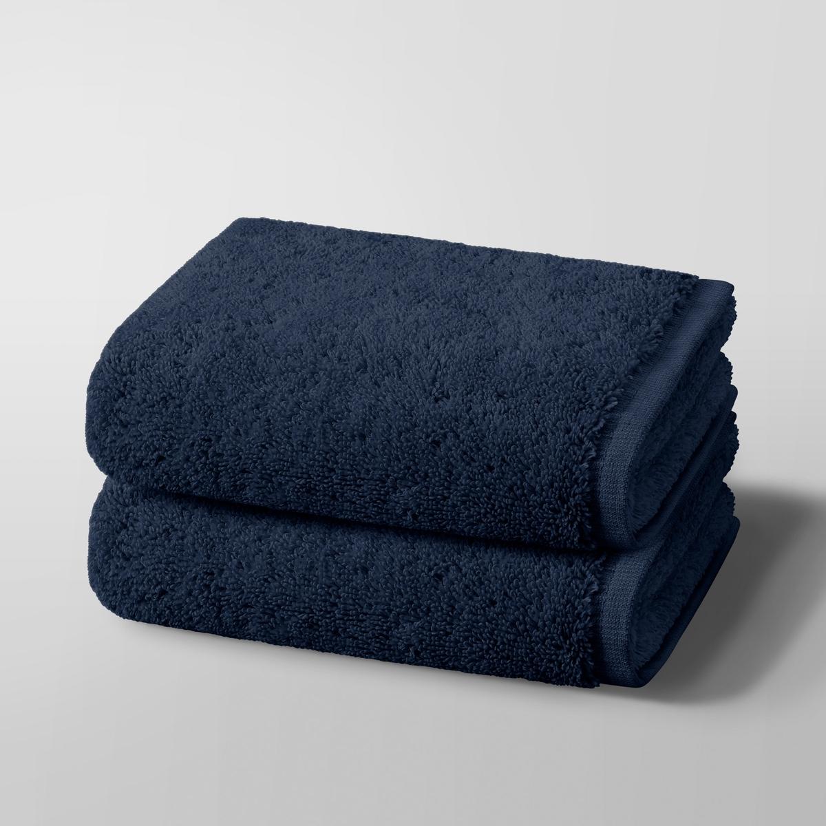 2 полотенца гостевых Gilbear<br><br>Цвет: светло-серый,серо-коричневый,серо-розовый,сине-зеленый,синий морской,темно-серый,черный