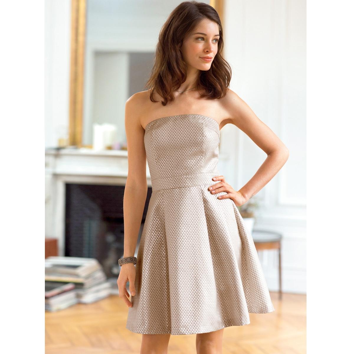 Платье-бюстье платье бюстье