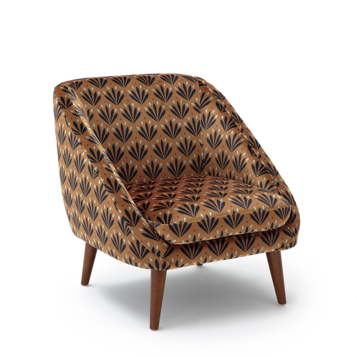 Кресло велюровое SÉMÉON