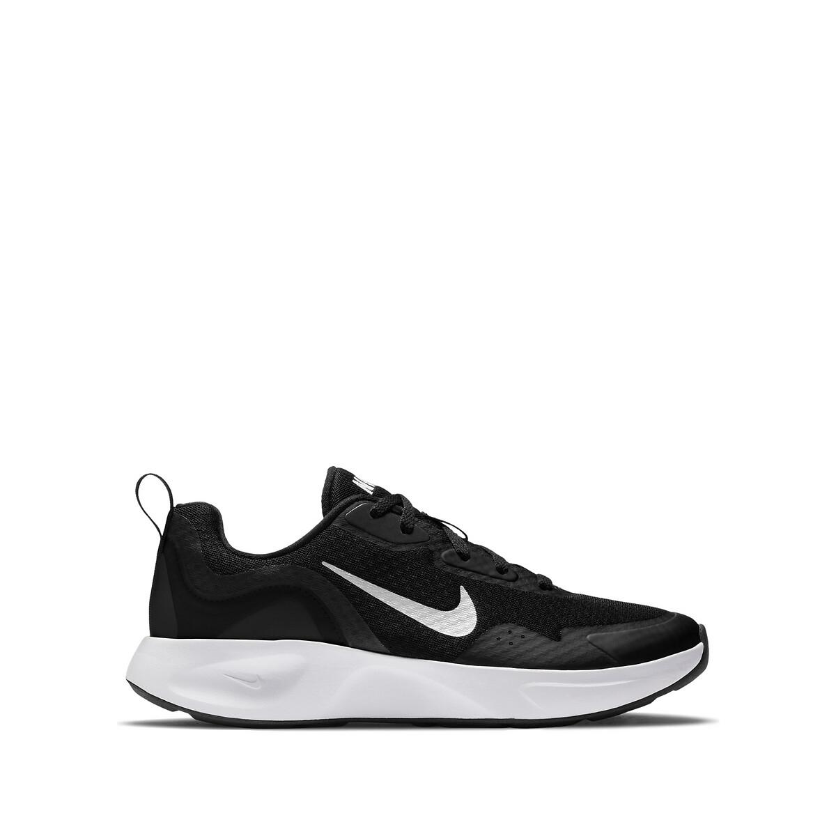 Nike wearallday sneakers zwart/wit dames online kopen