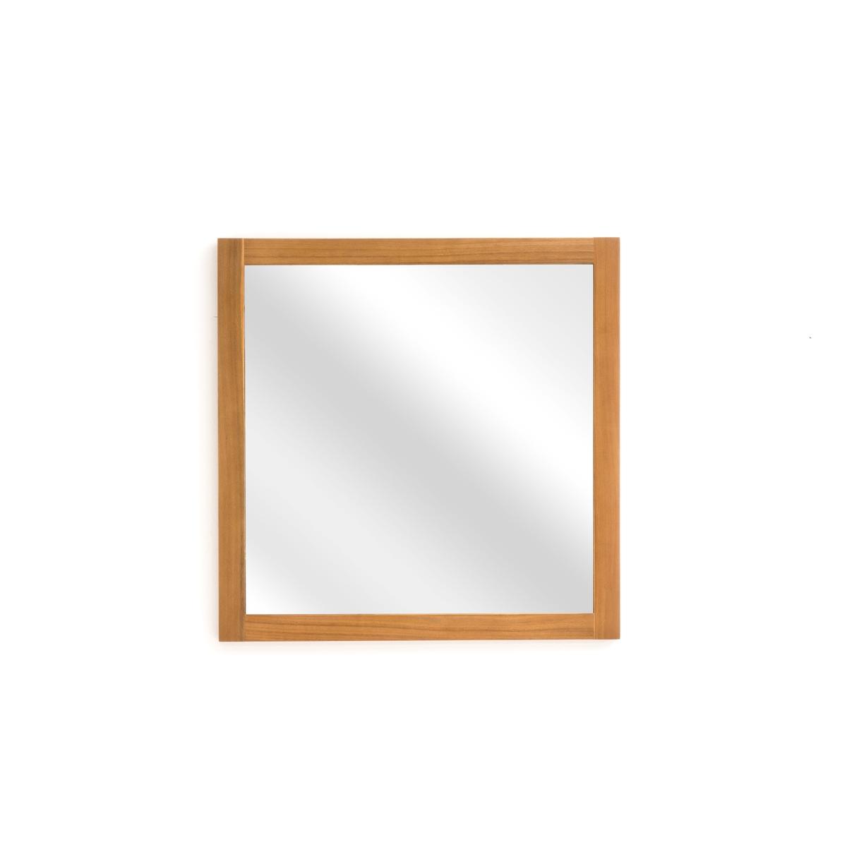 Зеркало квадратное для ванной комнаты, 60 см