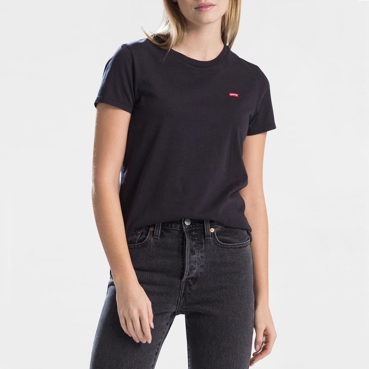 Camiseta PERFECT TEE, con cuello redondo y manga corta