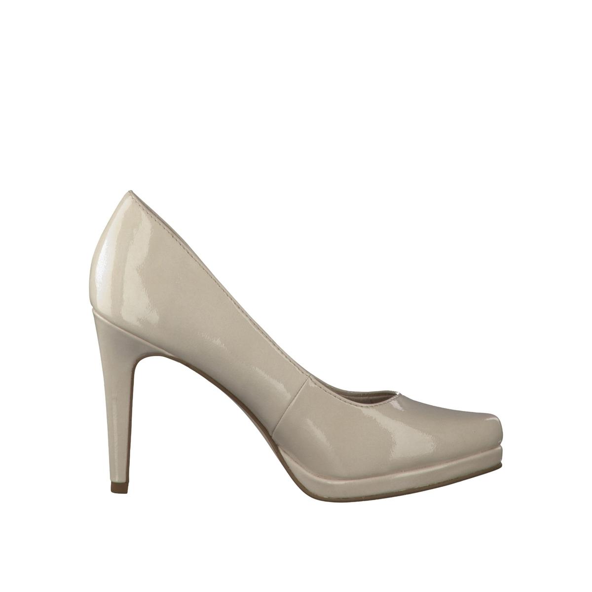 все цены на Туфли лакированные на каблуке 22448-28 онлайн