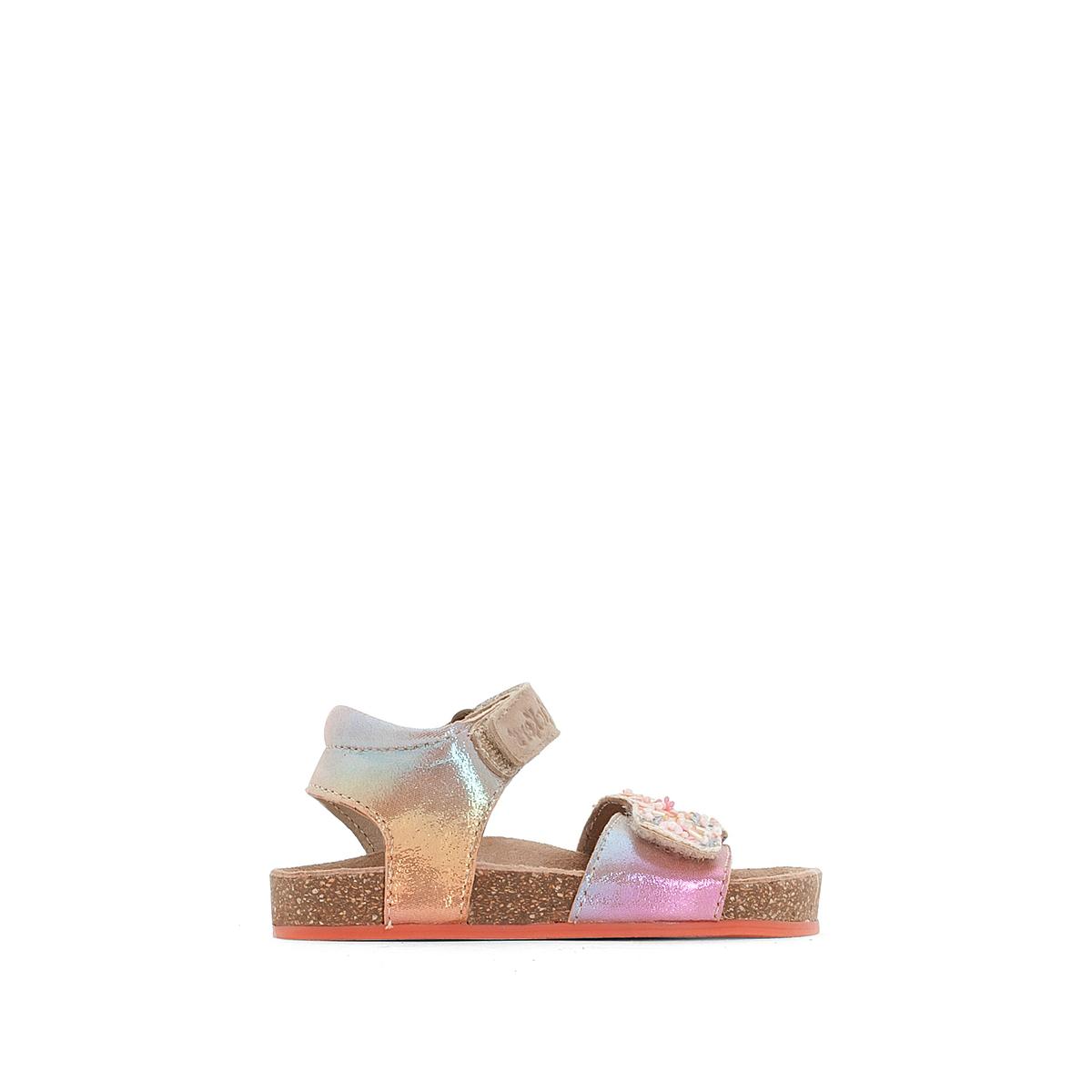 zapatillas Sandalias de piel NAISSA