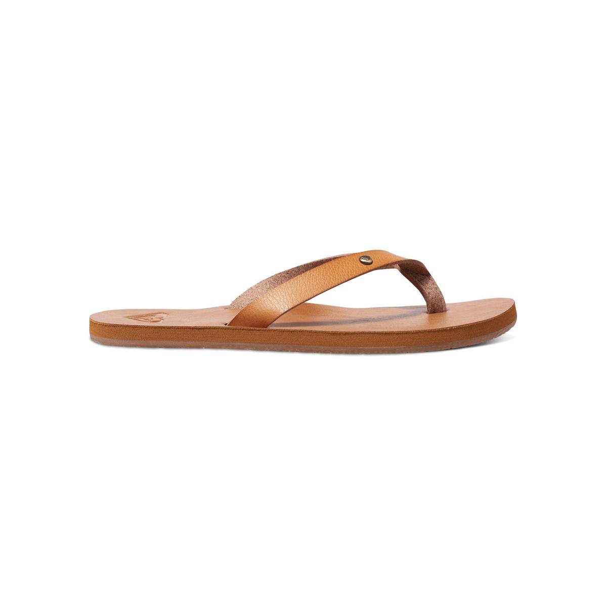 Вьетнамки JYLLВерх : синтетика   Подошва : каучук   Форма каблука : плоский каблук   Мысок : открытый мысок   Застежка : без застежки<br><br>Цвет: темно-бежевый