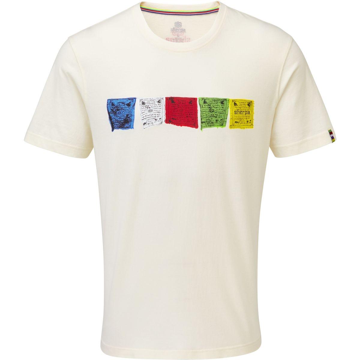 Tarcho - T-shirt manches courtes Homme - blanc