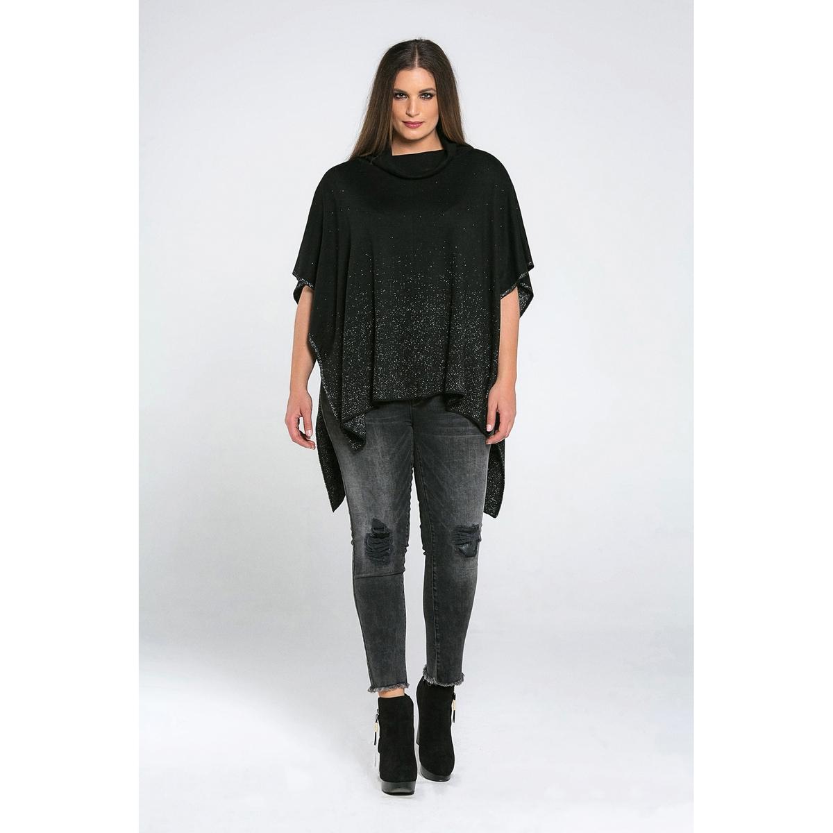 Кардиган с воротником-стойкой rnt23 черный пиджак с воротником стойкой