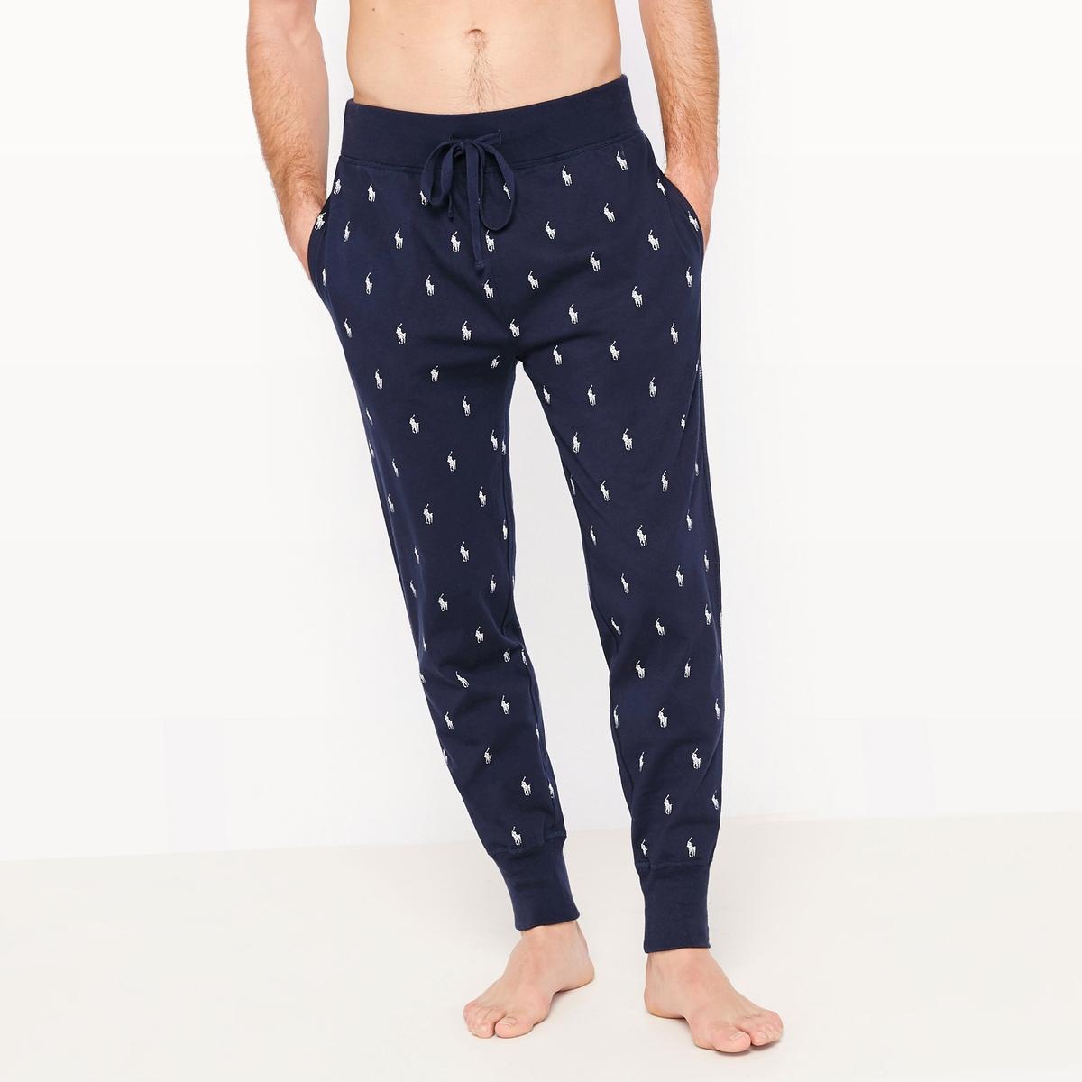 Брюки от пижамы с логотипом
