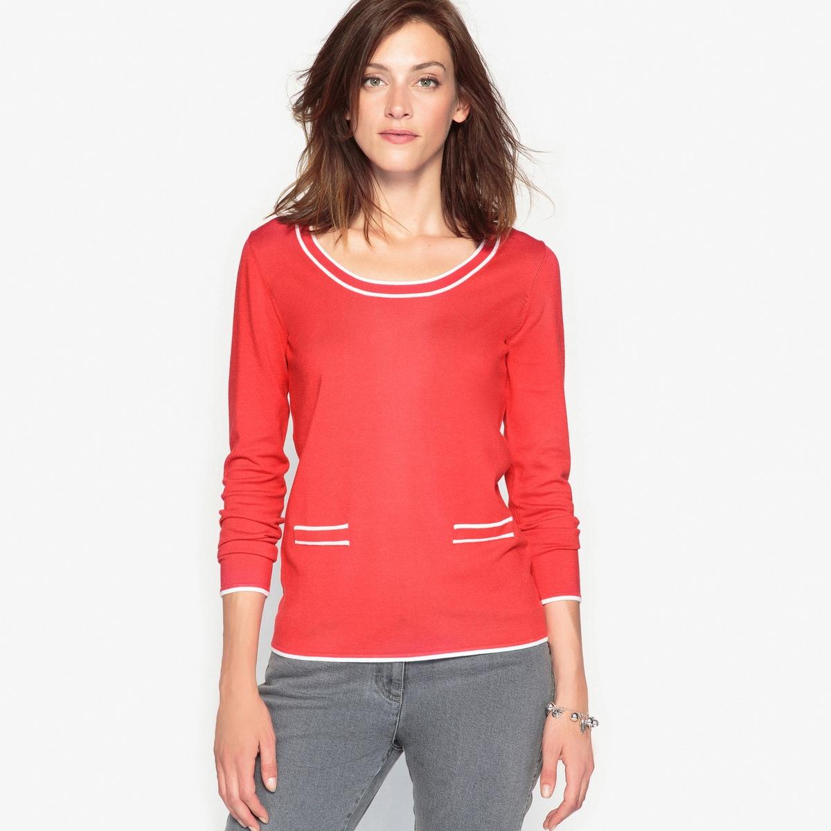 Пуловер оригинальный