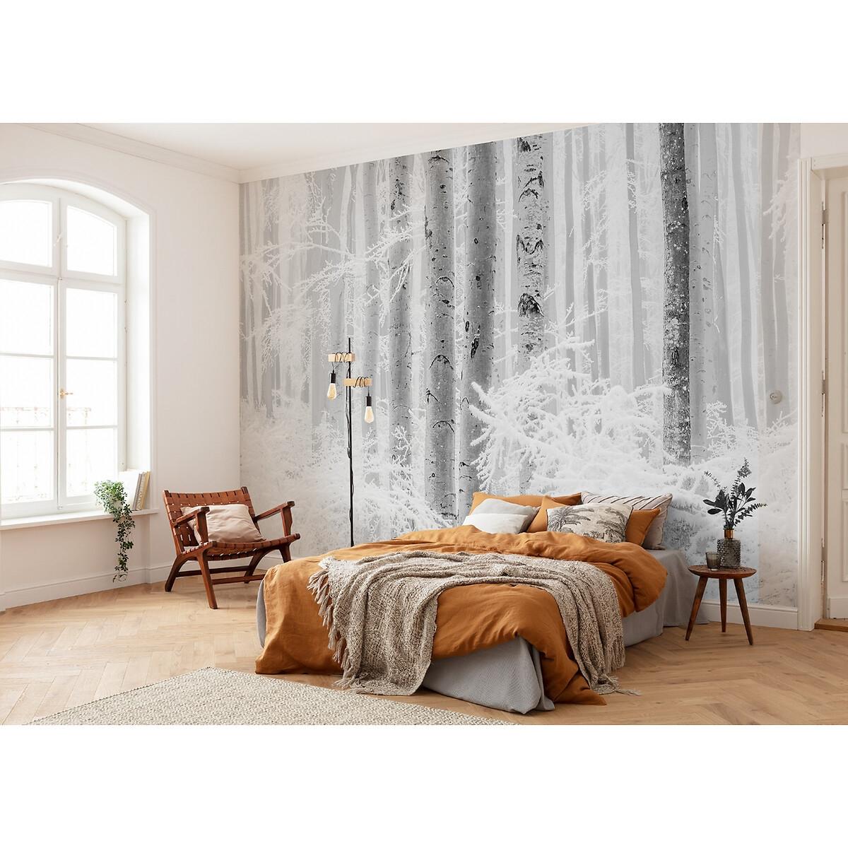 INTERELIFE - Interelife Papel de parede foto mural Winter Wood, da Interelife