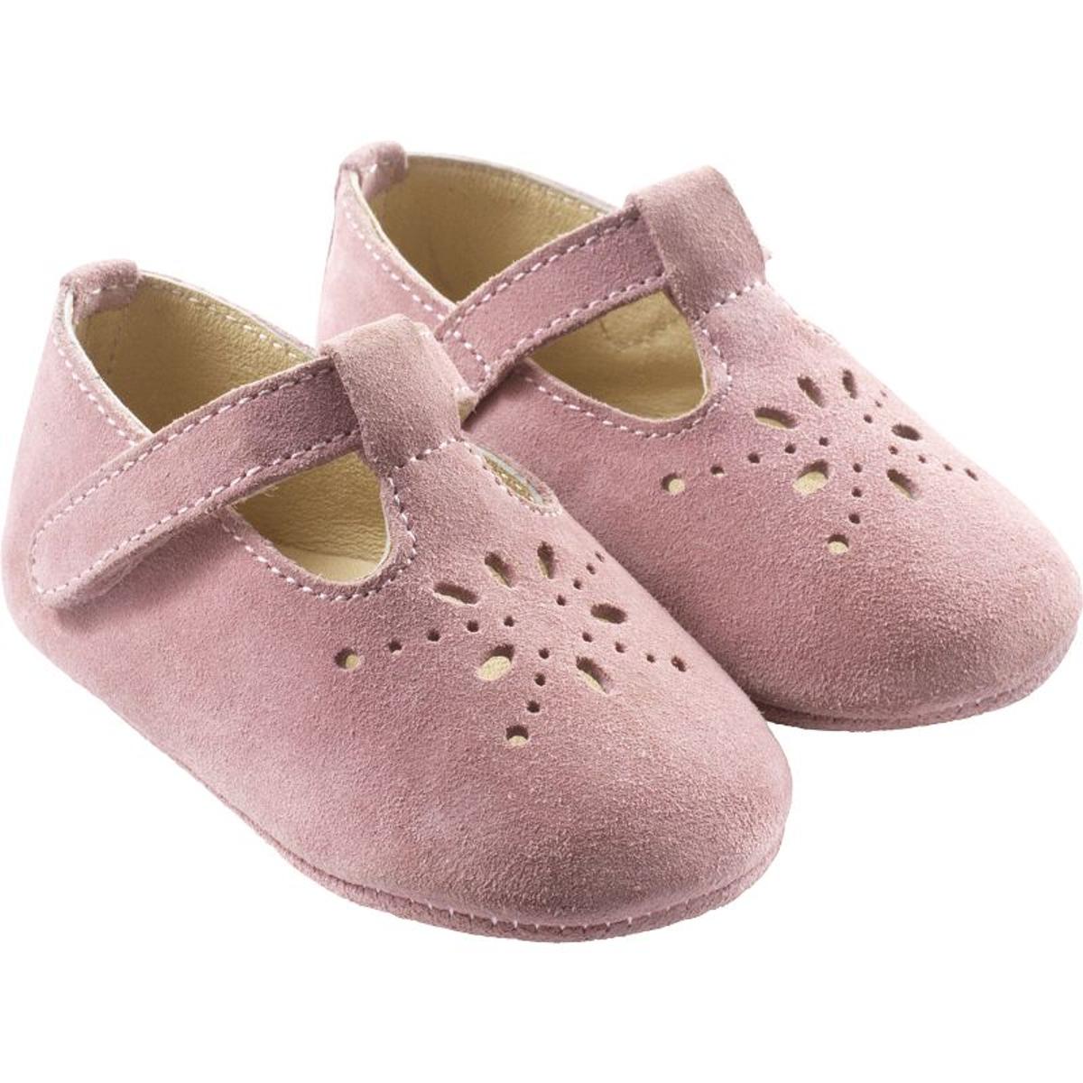Chaussures bébé cuir souple SALOME