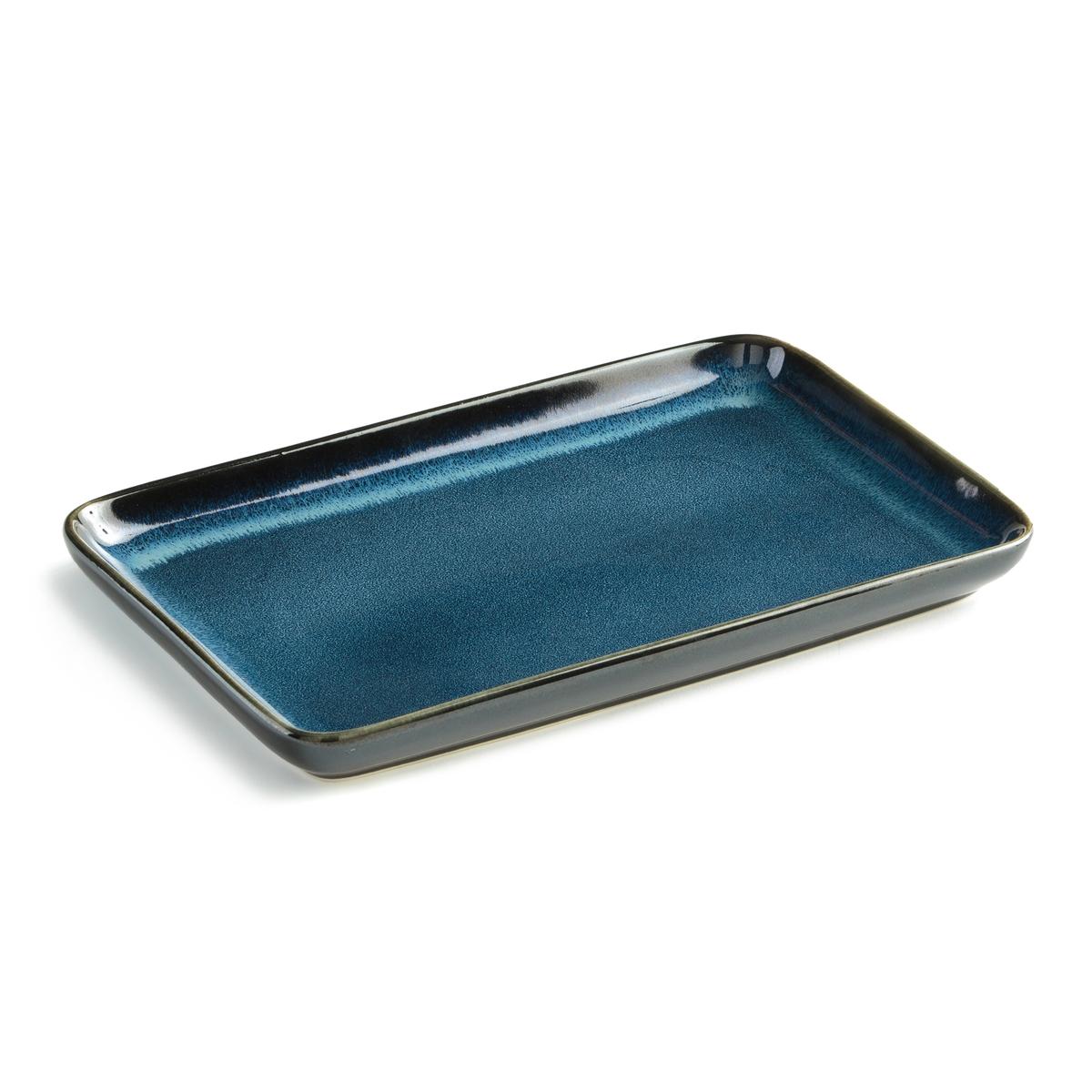 цена на Комплект из тарелок для La Redoute Суши Neta единый размер синий