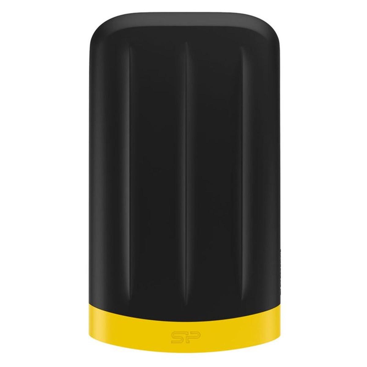 Disque dur externe 2.5 Silicon Power Armor A65 1 To Noir (USB 3.0)