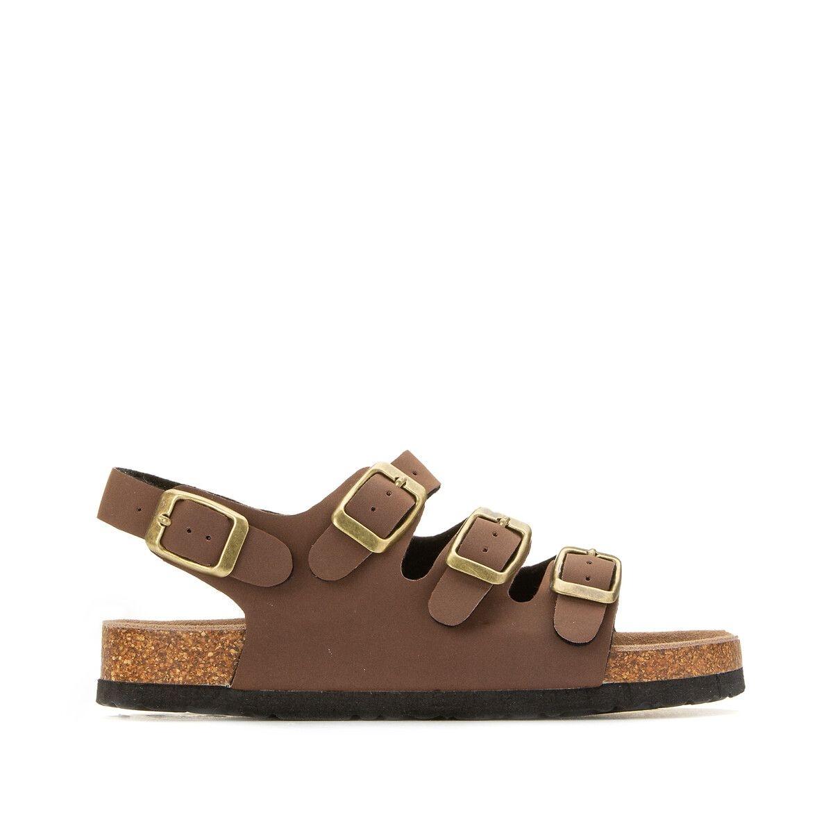 Sandales à boucles 26-39