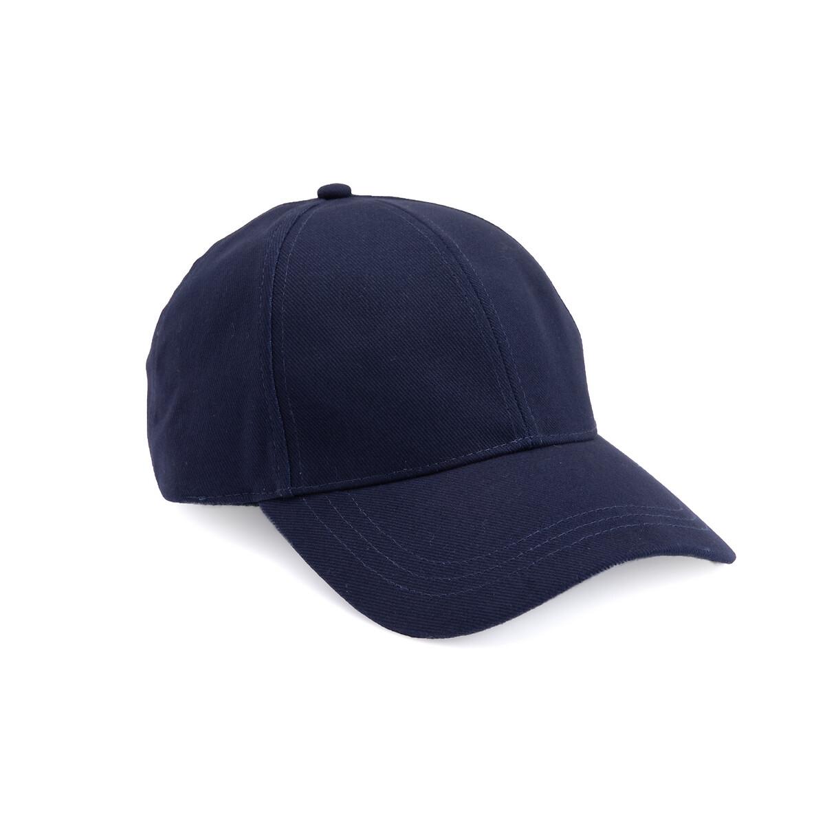 Бейсболка LaRedoute La Redoute UNI синий