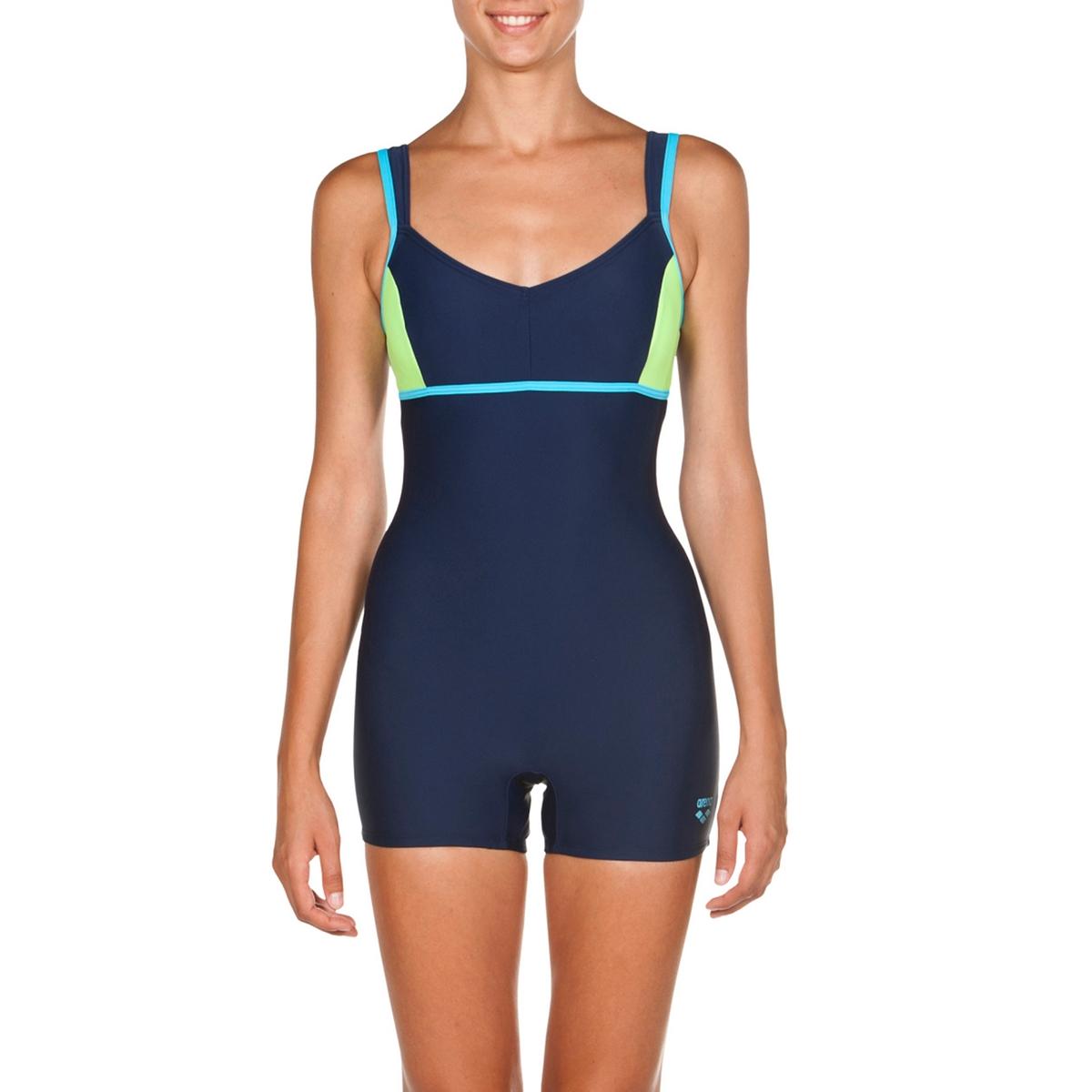 Imagen principal de producto de Bañador para piscina estampado Venus - Arena