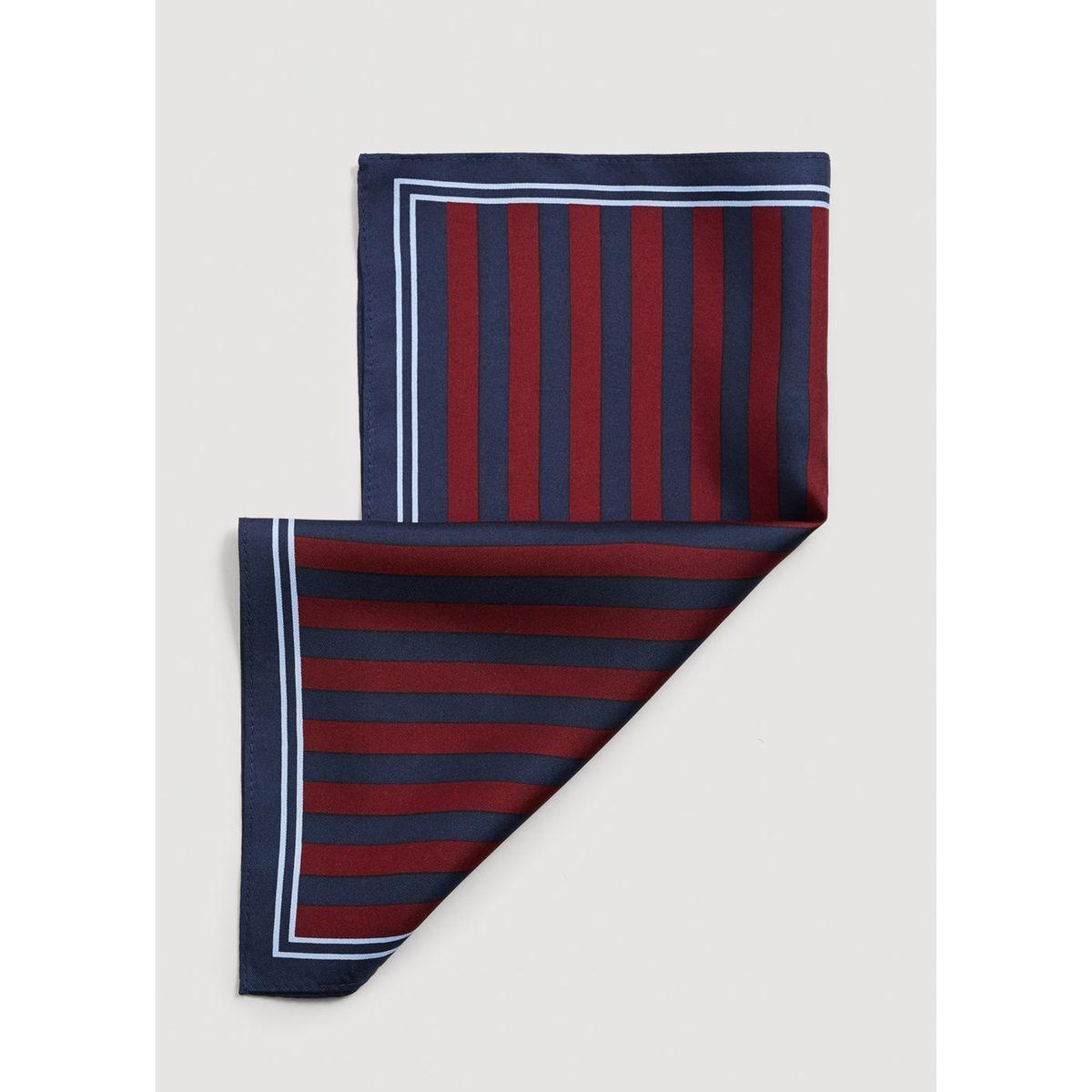 Pochette de costume soie