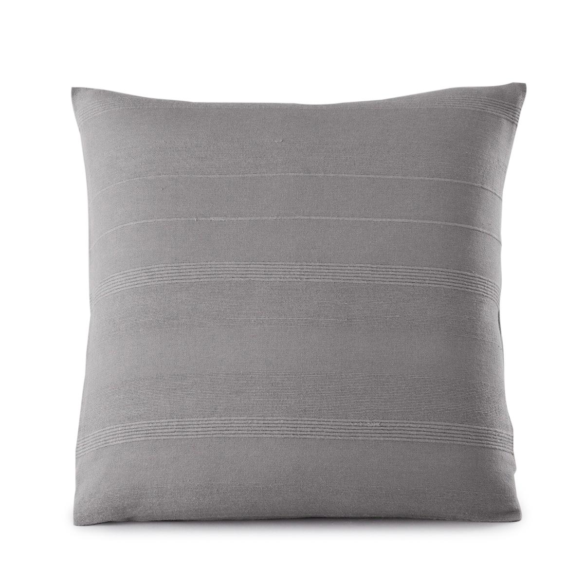 лучшая цена Наволочка La Redoute На подушку-валик или наволочка на подушку NEDO 40 x 40 см серый