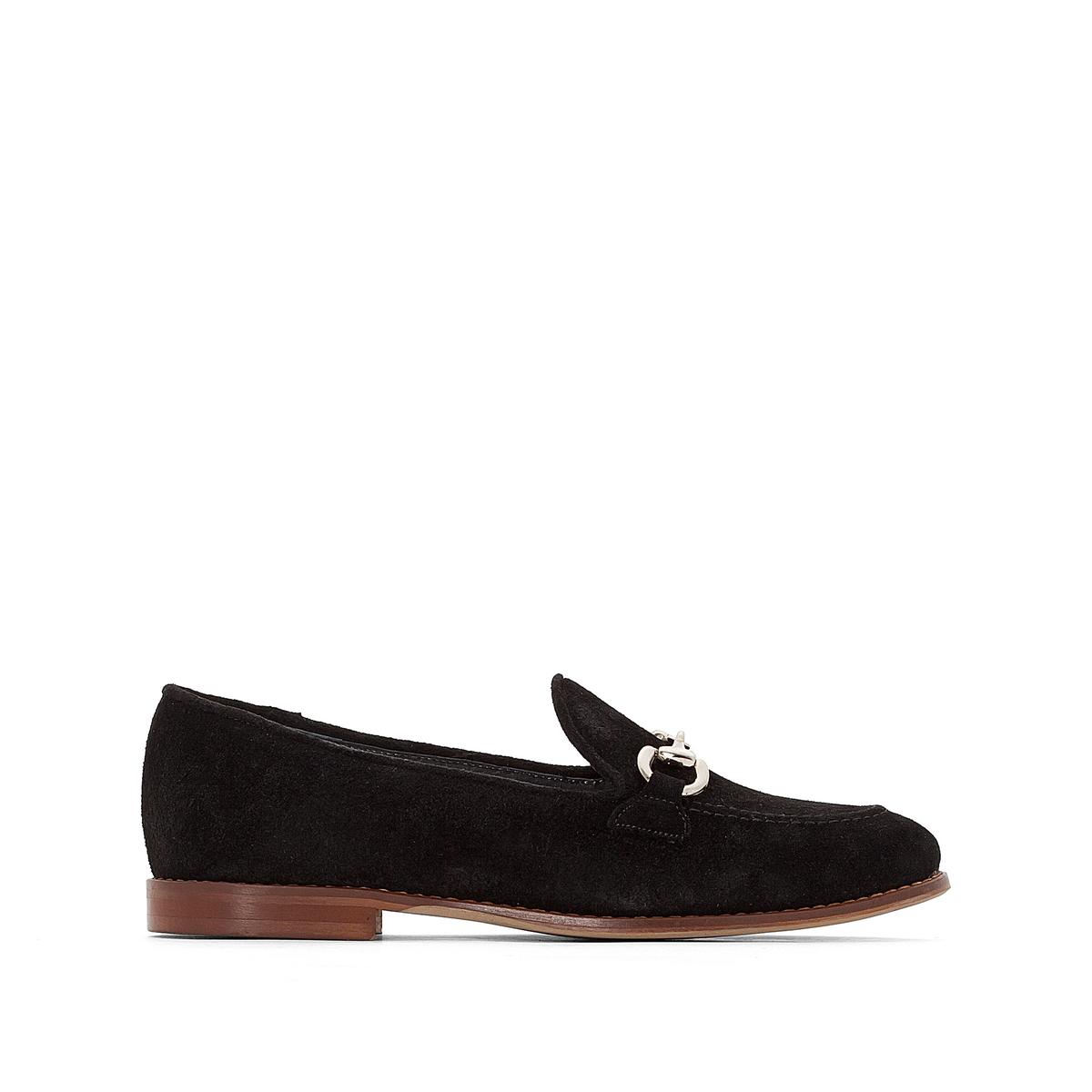 Мокасины кожаные RunyВерх : кожа   Подкладка : кожа   Стелька : кожа   Подошва : эластомер   Высота каблука : плоский   Форма каблука : плоский   Мысок : закругленный   Застежка : без застежки<br><br>Цвет: черный<br>Размер: 36