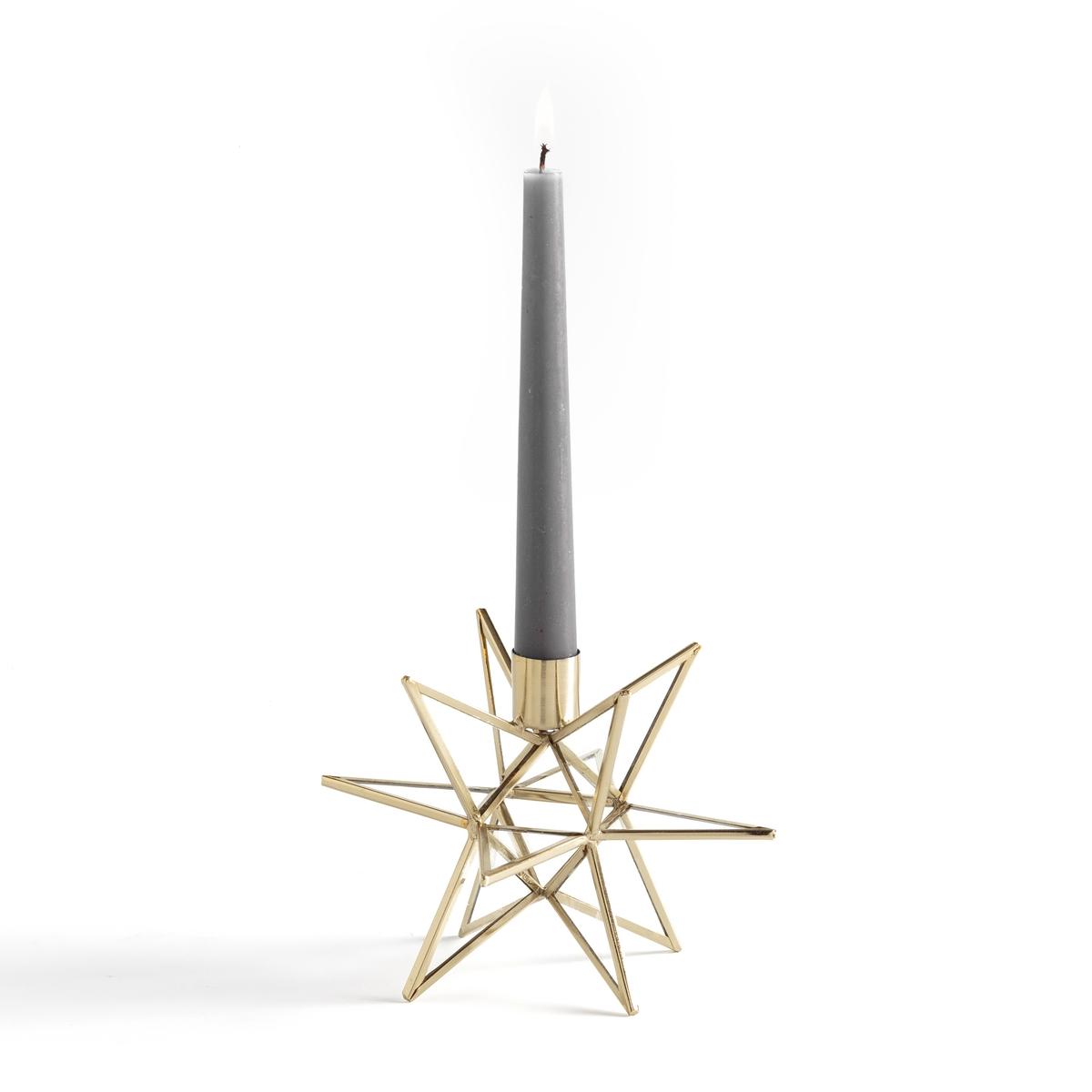 Подсвечник из стекла и металла, Estello arti m свеча подсвечник puilisso 15 см